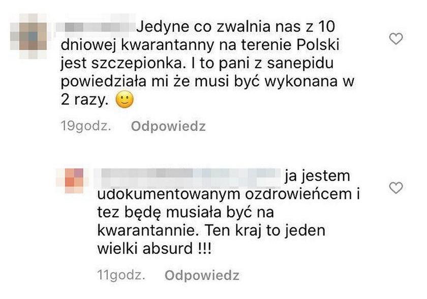 Anna Wendzikowska świętuje urodziny córki, a internauci pytają prezenterkę o kwarantannę