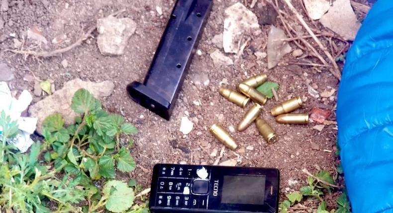 DCI Eastlands Shootout