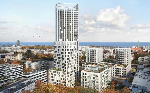 Inwestycja ALLCON w Gdyni, przy ul. Kieleckiej będzie prestiżowym kompleksem typu mixed-use, łączącym funkcje mieszkalne, biurowe i usługowe