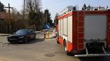 Urodzinowy pech znanego polityka PiS. Dominik Tarczyński miał wypadek na skrzyżowaniu