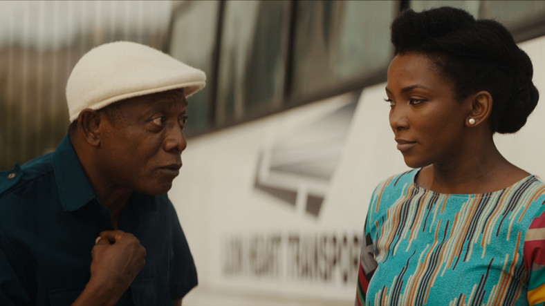 Nkem Owoh features as Genevieve Nnaji's uncle in the film, 'Lionheart', which has been chosen to represent Nigeria at 2020 Oscars. [Variety]