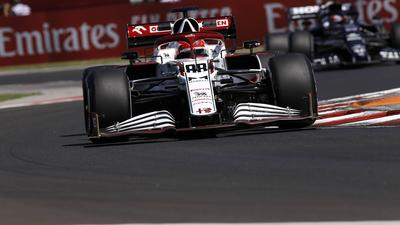 Robert Kubica po treningu do GP Węgier: dziś było coś ciekawego!