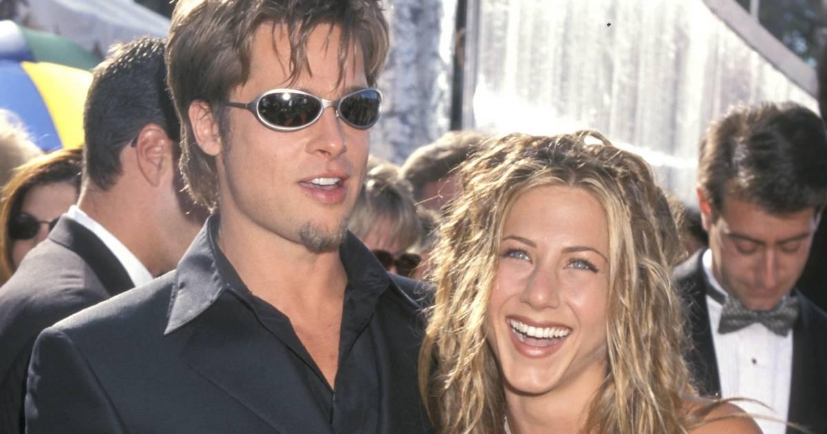 2000er-Nostalgie: 11 Bilder von Jennifer Aniston und Brad Pitt, die uns daran erinnern – ewige Liebe ist ein Lüge