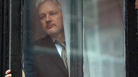 Julian Assagne, twórca WikiLeaks. Tym razem ujawnił tajne dokumenty CIA na temat narzędzi cyberszpiegowskich agencji