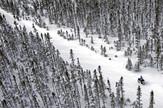 internešenel fols minesota, SAD sneg