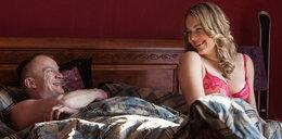 Lamparska w łóżku z Lubosem
