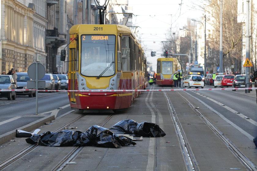 Pijany motorniczy zabił w Łodzi trzy osoby. Jest wyrok