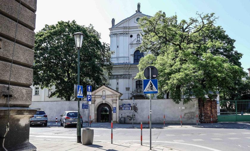 Władze Krakowa kupią kościół od szpitala uniwersyteckiego