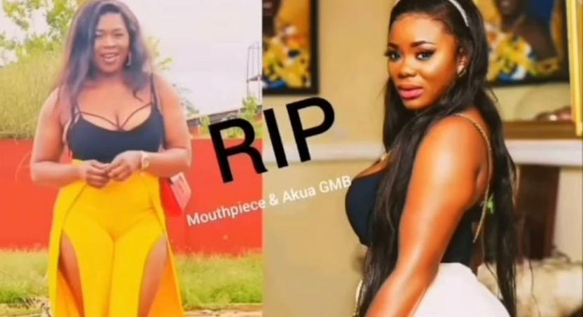 Akua Amoakowaa trashes 'fake' death report; says 'I am not dying today nor tomorrow'