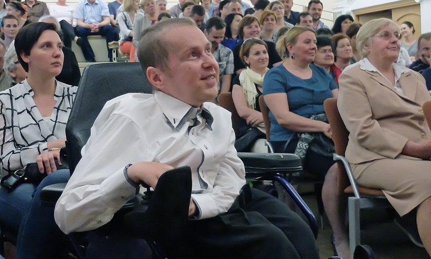 Teatr Dramatyczny z Białego stoku przyjechałdo MIchałowa