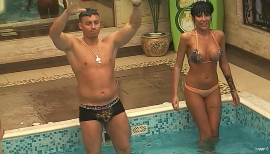 Tijana Ajfon i Dragan Tošić