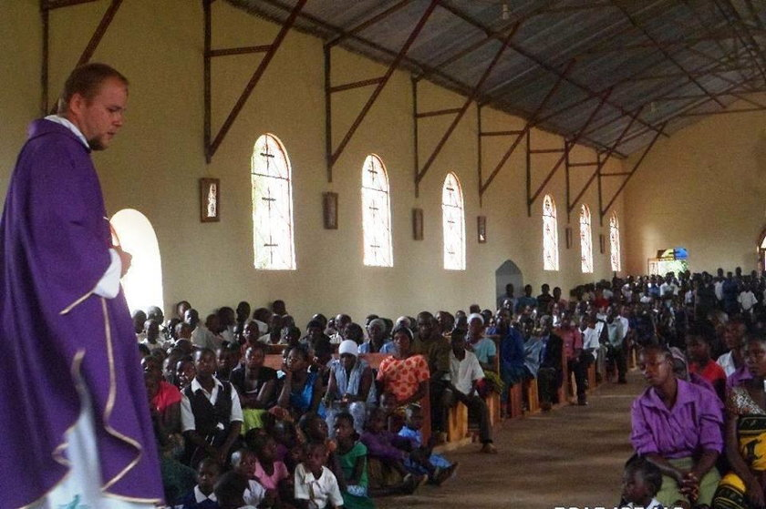 Tragedia w Afryce. Nie żyje ksiądz Adam Bartkowicz z Dębicy
