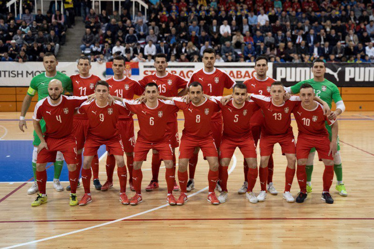 Futsal reprezentacija Srbije, Futsal reprezentacija Irana