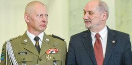Generał dostał gigantyczną odprawę od Macierewicza