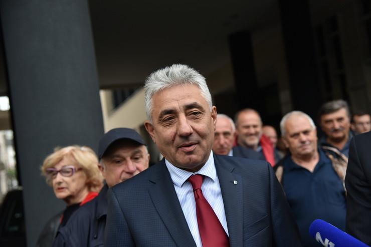 Dragoljub Simonović, suđenje za paljenje kuće Milana Jovanovića