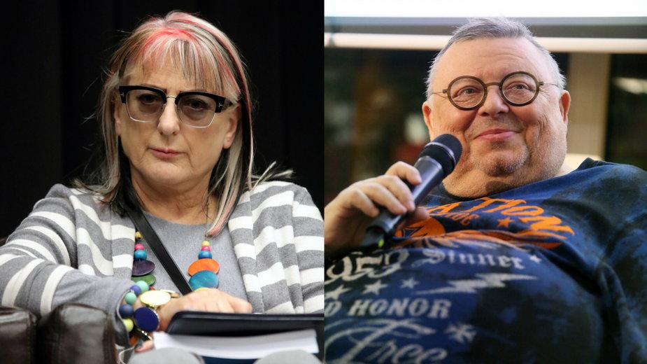 Magda Jethon i Wojciech Mann, Radio Nowy Świat