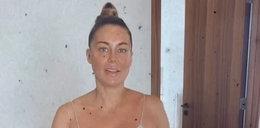 Rozenek pokazała jak wygląda jej brzuch 7 miesięcy po porodzie