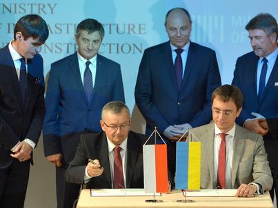 Wsparcie projektu przez Ukrainę umożliwi wpisanie trasy Via Carpatia do sieci TEN-T