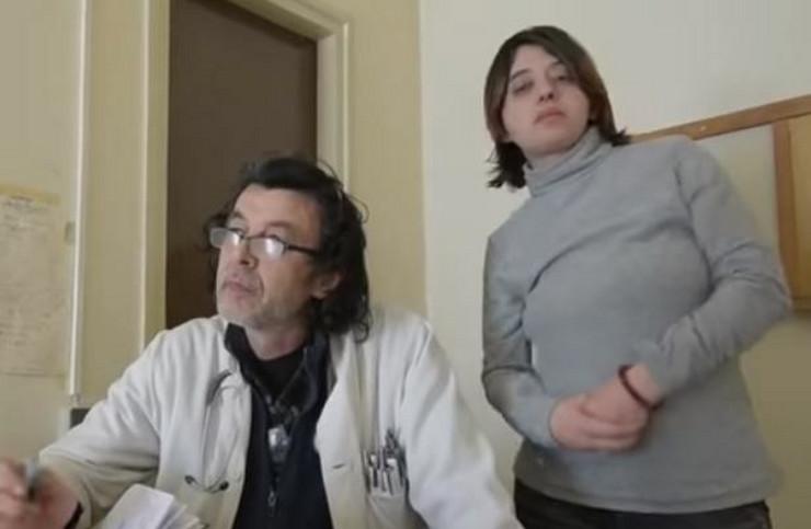 Dr Goran Jusup i Veronika Pecolaj
