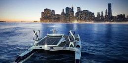 Pierwszy na świecie statek napędzany wodorem!