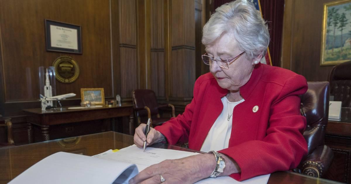 Alabamas Gouverneurin unterzeichnet strenges Abtreibungs-Gesetz