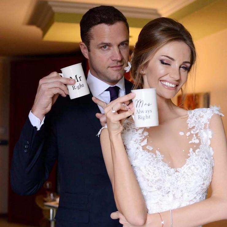 Johann Gudenus i Tajana Tajcic venčanje banjaluka političar foto Facebook (9)