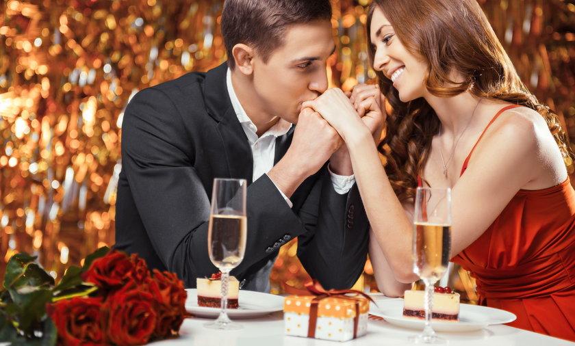 Walentynki 2021. Udana randka
