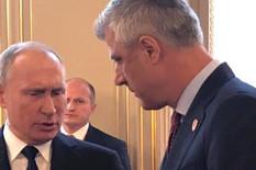 PUTIN SE SASTAO SA TAČIJEM U PARIZU Tači objavio slike i detalj razgovora sa ruskim predsednikom o Kosovu (FOTO)