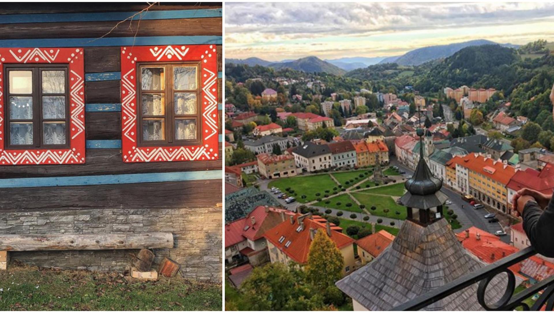 f6d0381b8 Aj malé mestá a dedinky majú čo ukázať. Týchto 10 patrí k tým najkrajším na  Slovensku
