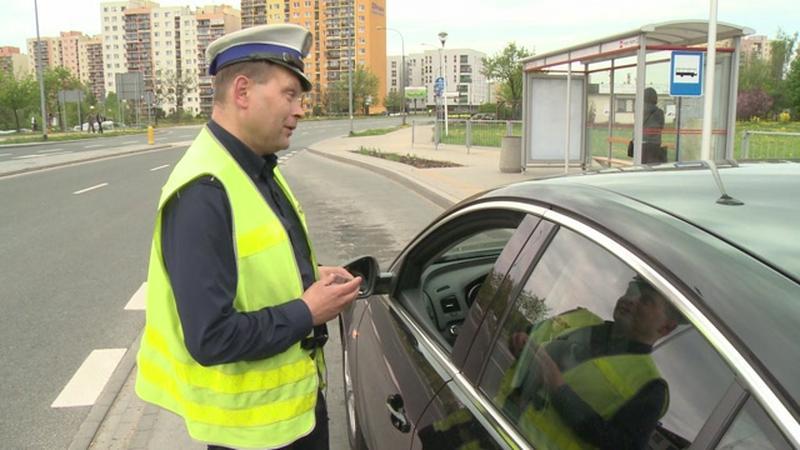 Policja Na drogach