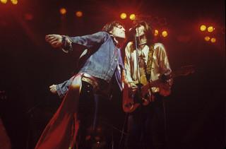 Za stary, by być sędzią, ale wystarczająco młody, by śpiewać. Mick Jagger odpowiedział Lechowi Wałęsie na koncercie w Warszawie