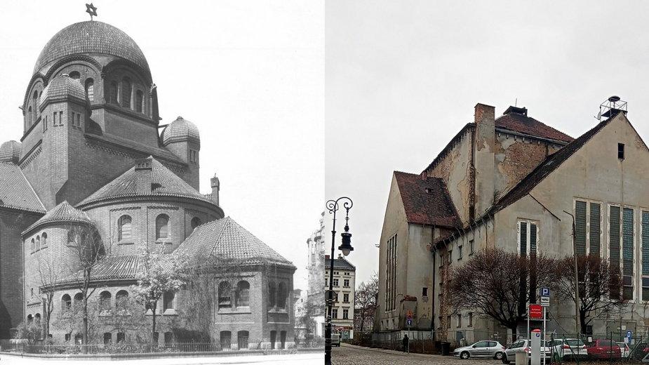 Nowa Synagoga w Poznaniu. Architektoniczna perła, która straciła blask