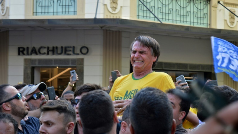 The knife with which Jair Bolsonaro was stabbed during the 2018 Brazilian presidential campaign is to become a museum exhibit
