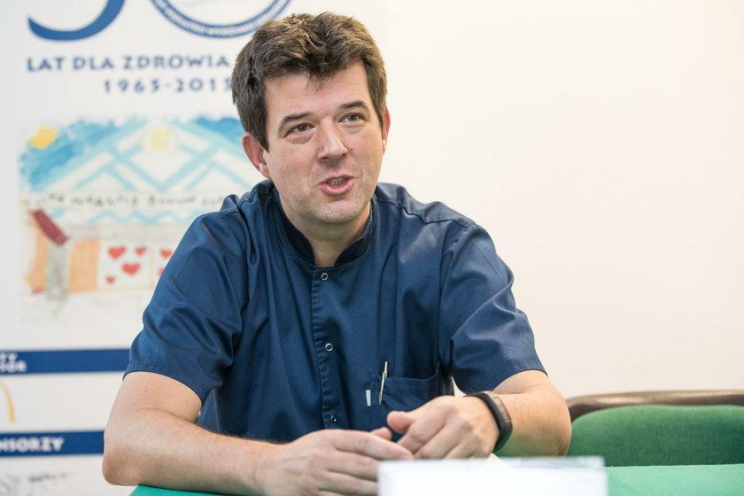 Prof. Przemko Kwinta