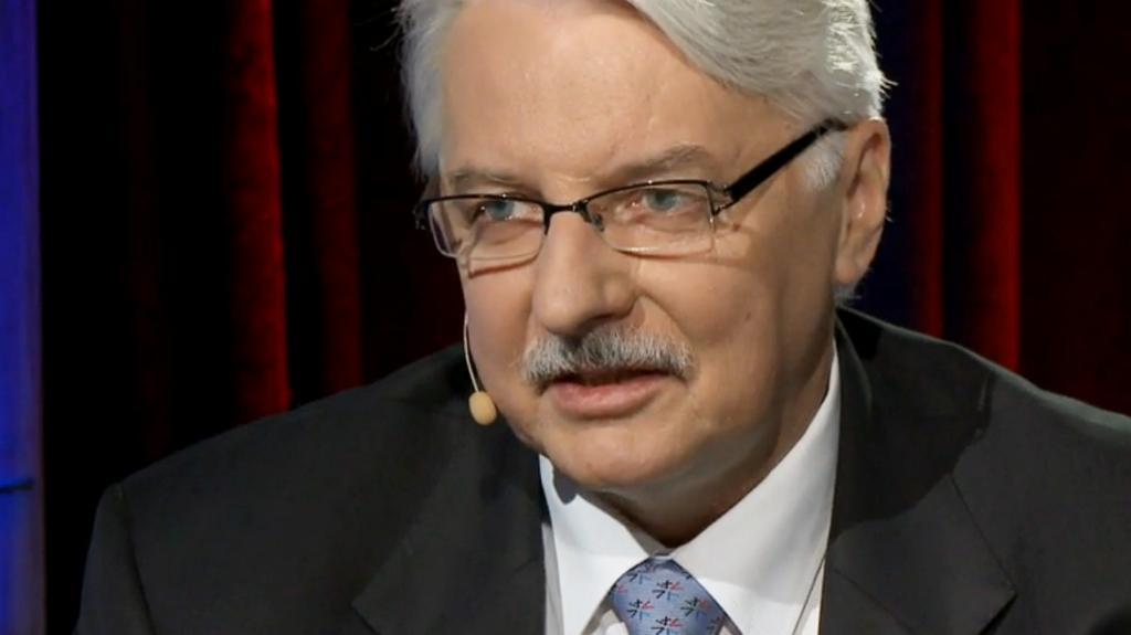 Burza polityczna. Witold Waszczykowski