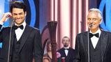 Andrea Bocelli w Niedzielę Wielkanocną wystąpi z synem: Chcemy przekazać ludziom odrobinę nadziei