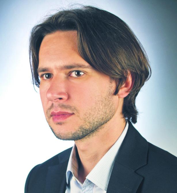 Jakub Biernat, doktor nauk prawnych, notariusz w Krakowie fot mat prasowe