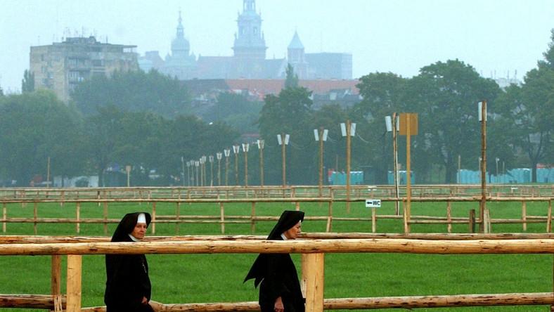 Zakonnice w Krakowie
