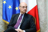 Frederik Mondolini, Francuska, Ambasador