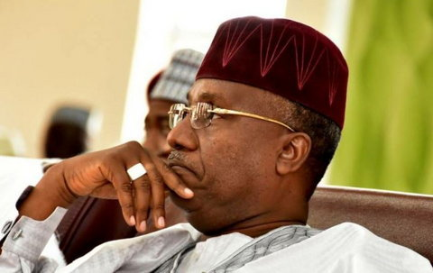 Governor Jibrilla Bindow is trailing in the Adamawa governorship election [Daily Nigerian]