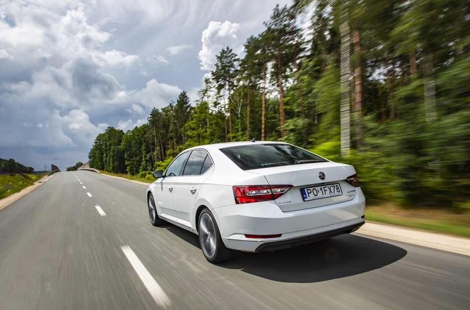 Skoda Superb Laurin&Klement 2.0 TDI 4x4 DSG