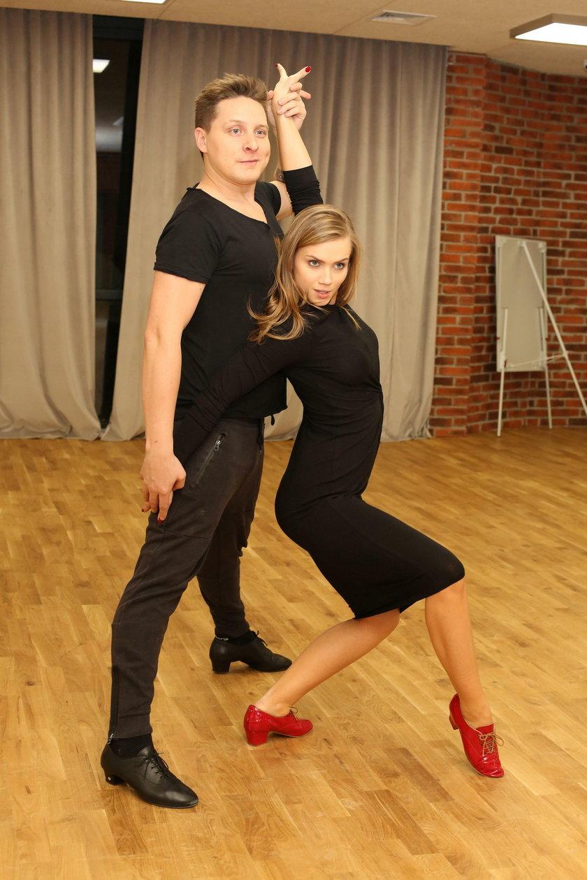 Agnieszka Kaczorowska i Antek Smykiewicz