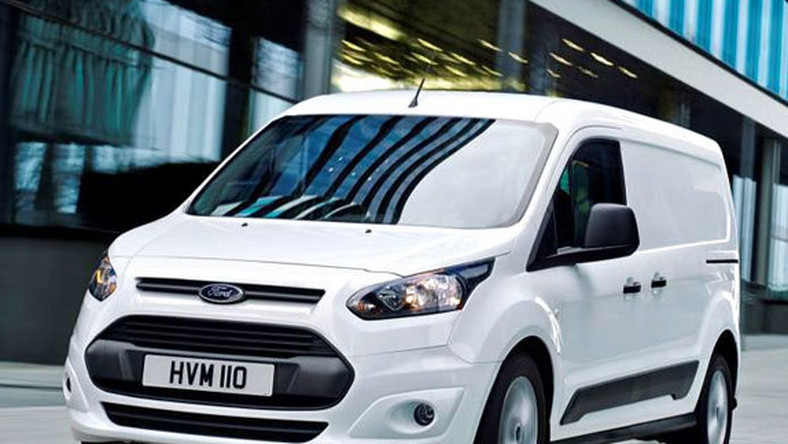 Van of the Year 2014 – Ford Transit Connect