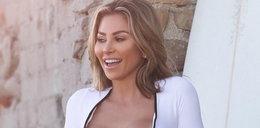 Wyszła w takim stroju na plażę. Surferom opadły szczęki
