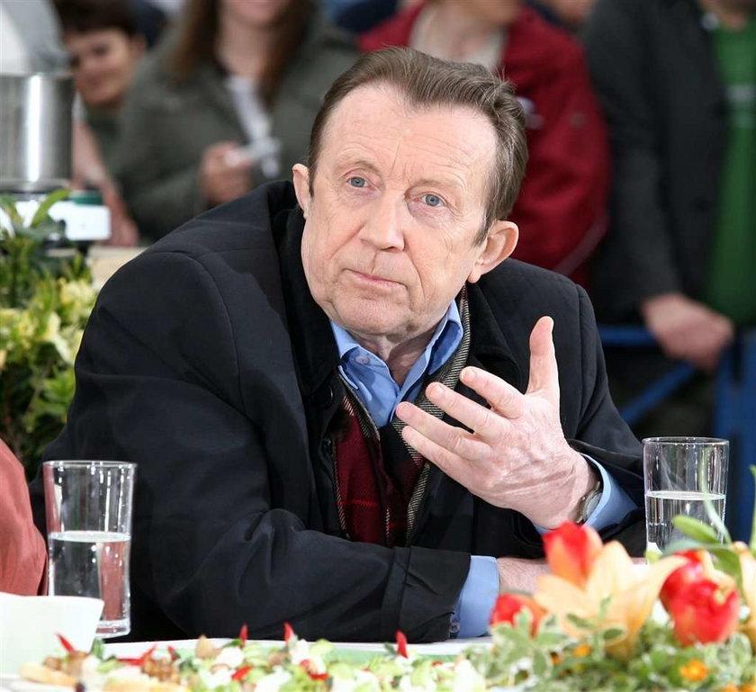 Lubaszenko: Szukam młodszej żony!