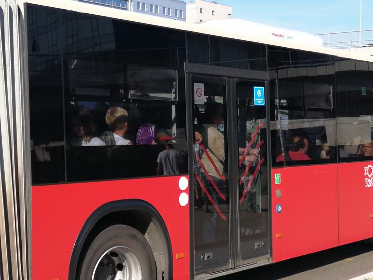 klime autobusi