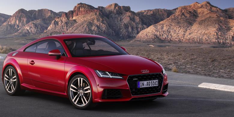 Audi odnawia TT. Dyskretnie