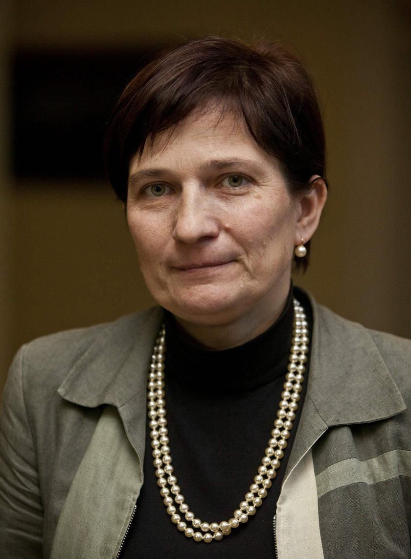 Halina Bieda przewodnicząca rady miasta w Bytomiu