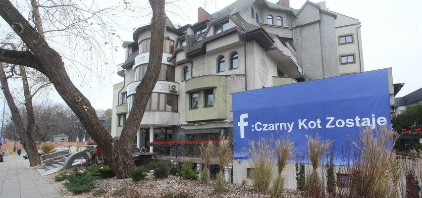 Czy to już koniec najsłynniejszej warszawskiej samowoli budowlanej? Do akcji wkroczył komornik