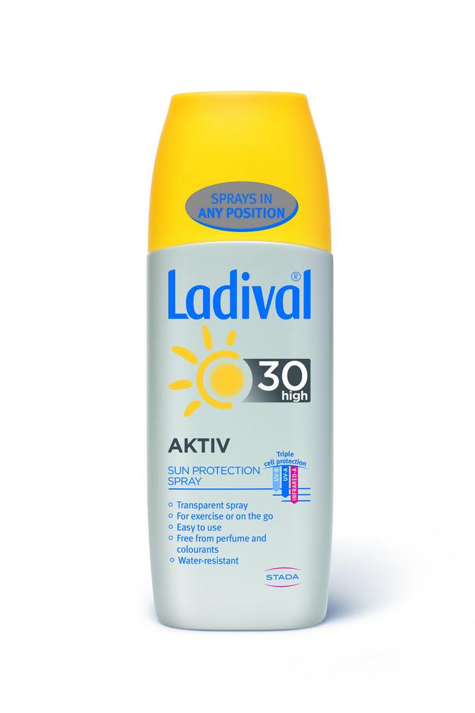 Ladival Sport & Aktiv sprejevi za normalnu kožu i sportske aktivnosti na suncu